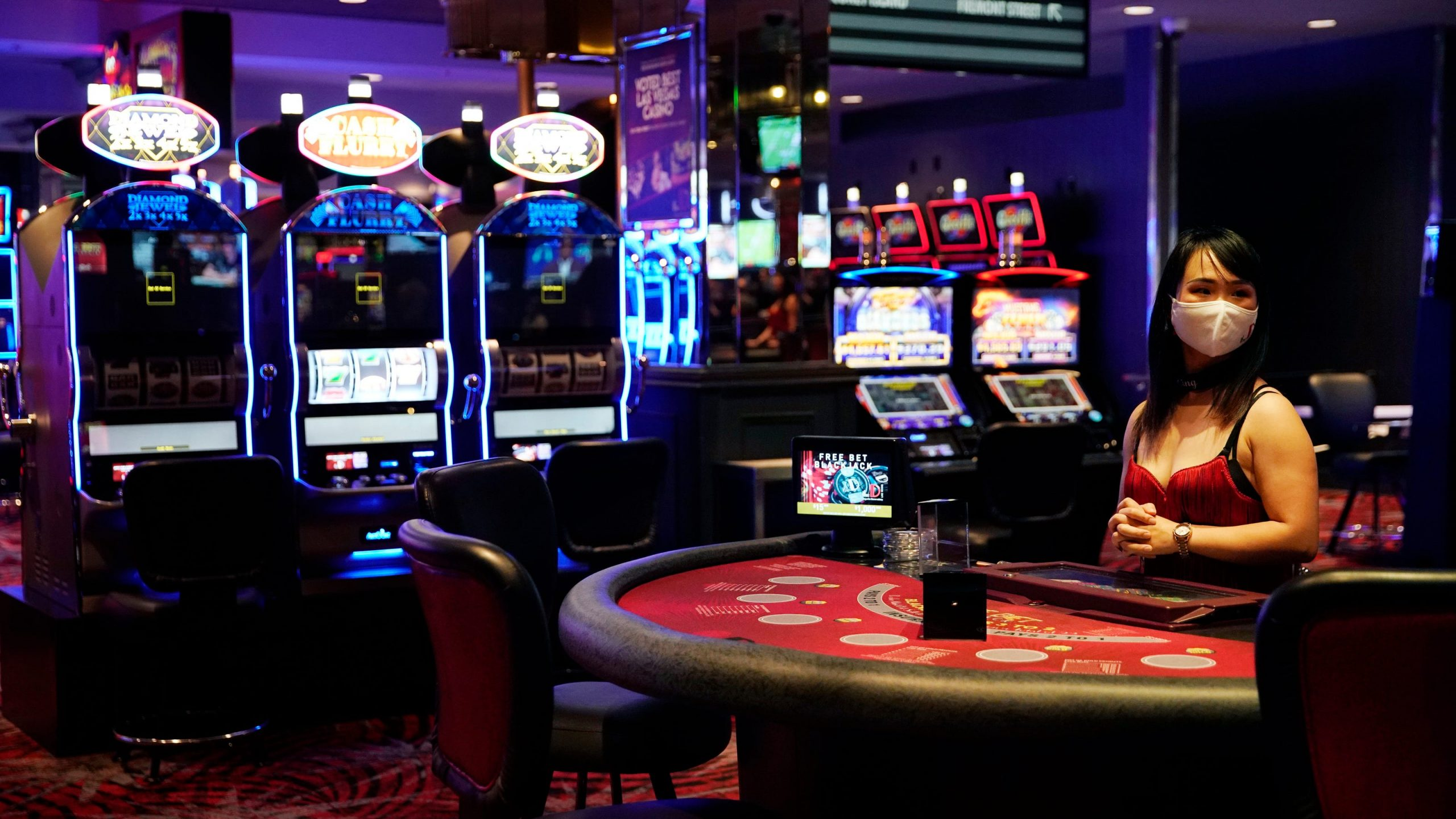 Casino Design and Table Games