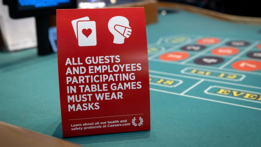 Casinos in the Pandemic Games