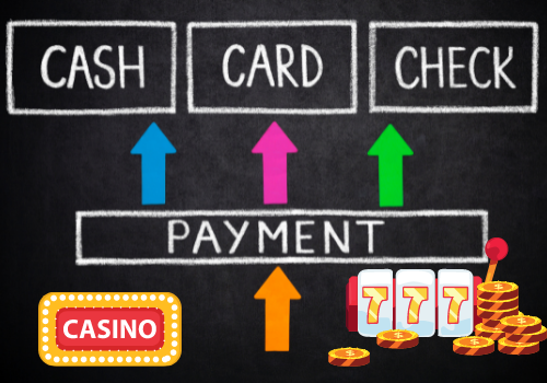 Payment methods at NYSpins Casino
