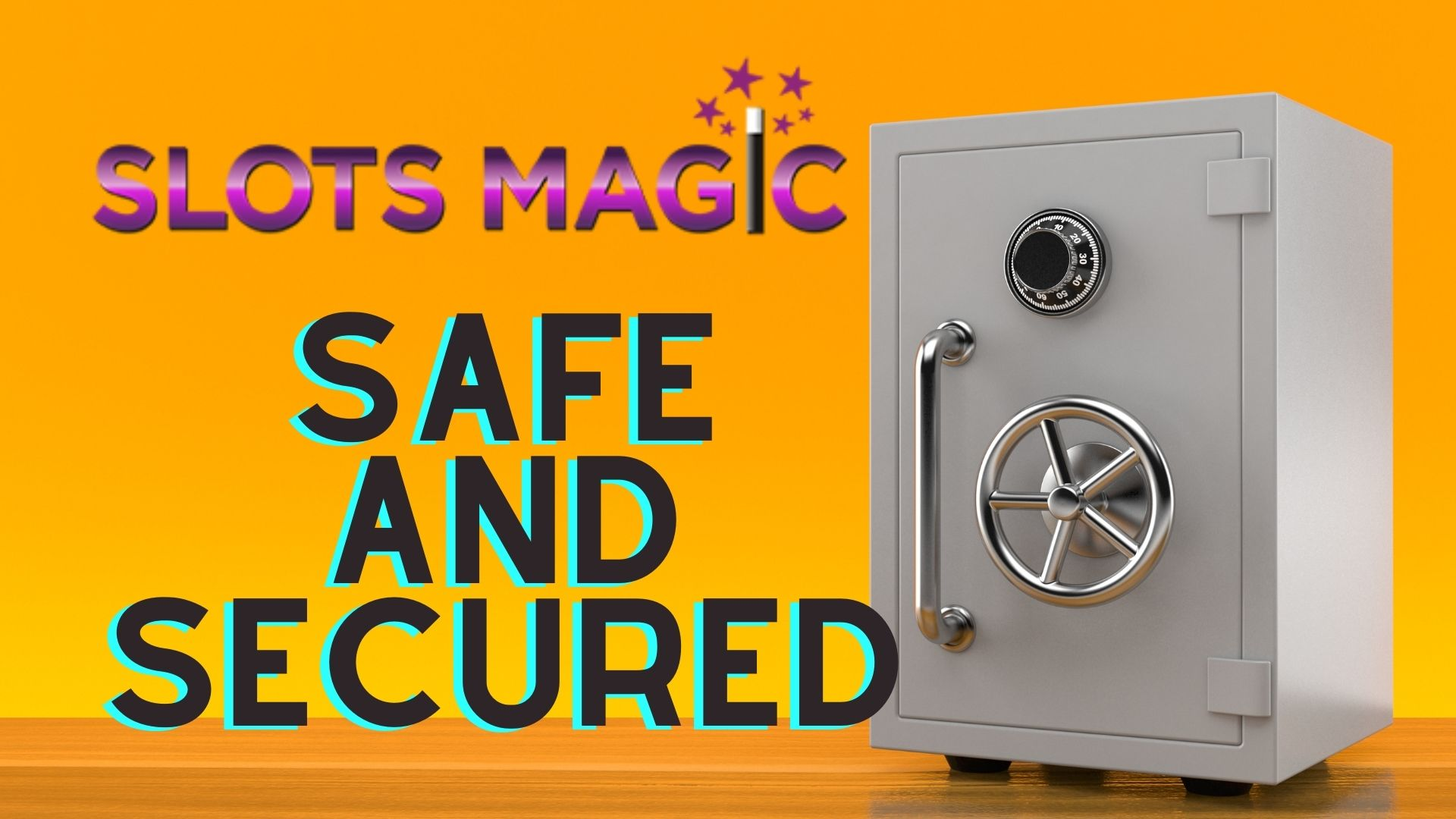 Safe and Secured Slots Magic Casino